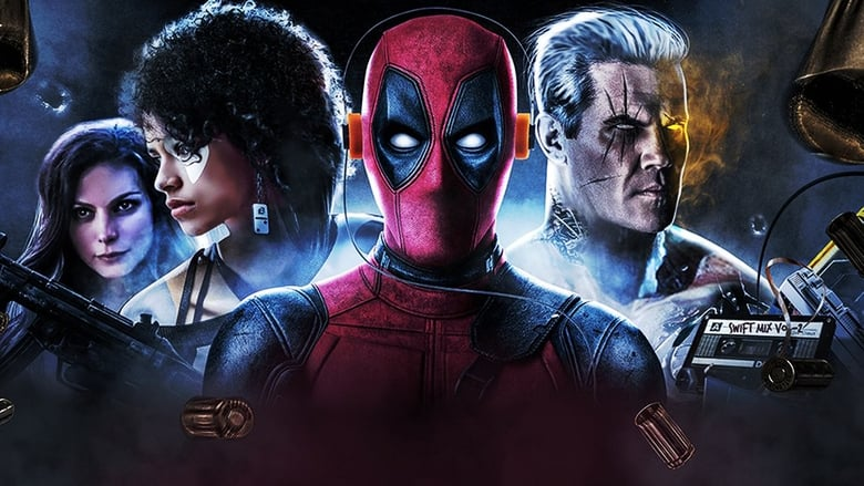 Deadpool 2 (2018) Movie Watch Online Hindi Dubbed