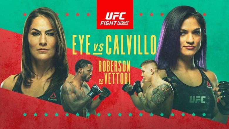 UFC on ESPN 10: Eye vs. Calvillo (2020)