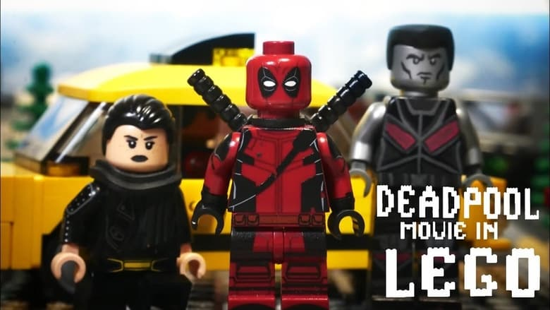Deadpool Movie in LEGO