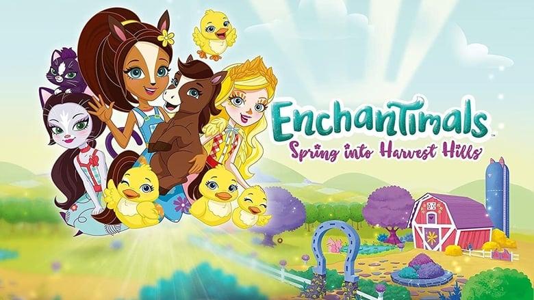 Enchantimals: Wiosna na urodzajnych wzgórzach