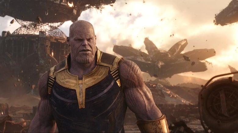 кадр из фильма Мстители: Война бесконечности