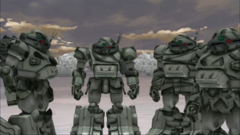 Watch Armored Trooper VOTOMS: Pailsen Files The Movie free