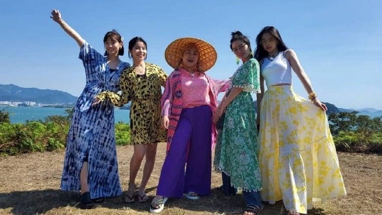مشاهدة مسلسل Gamsung Camping مترجم أون لاين بجودة عالية