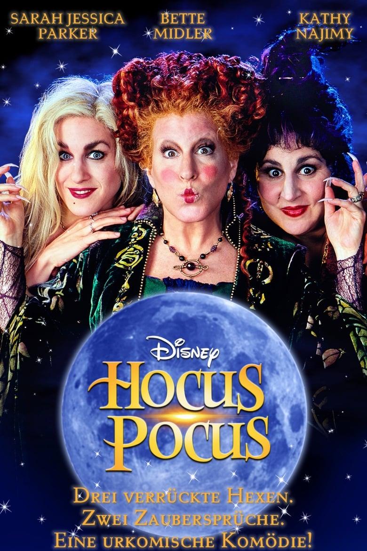 Hocus Pocus - Komödie / 1994 / ab 12 Jahre