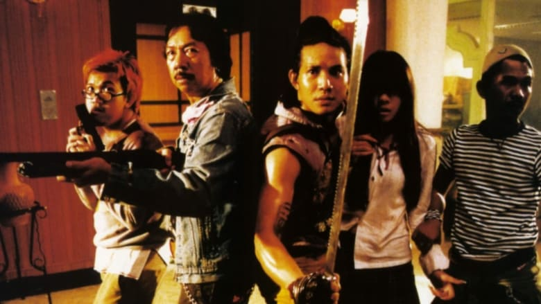 فيلم Sars Wars: Bangkok Zombie Crisis 2004 مترجم اونلاين