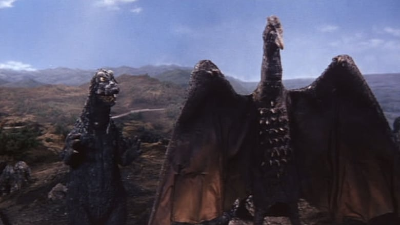 Frankensteins Monster im Kampf gegen Ghidorah (1964)
