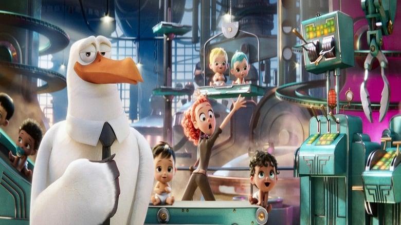 Se Storks swefilmer online gratis