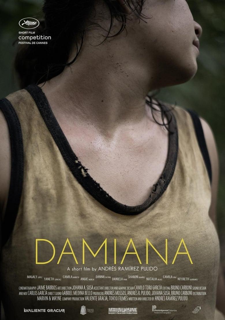 Damiana - poster