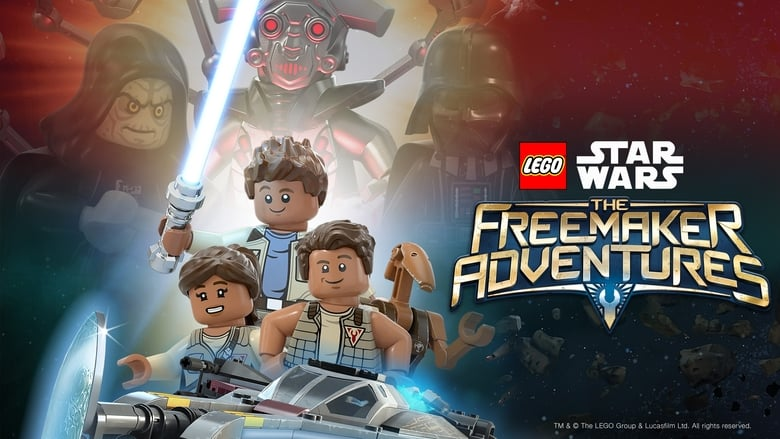 Lego+Star+Wars%3A+The+Freemaker+Adventures