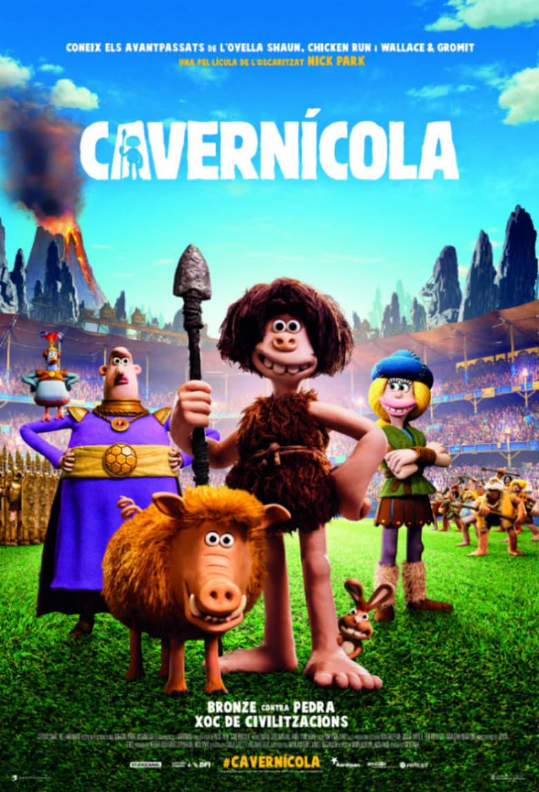 Cavernícola (2018) (Early Man)
