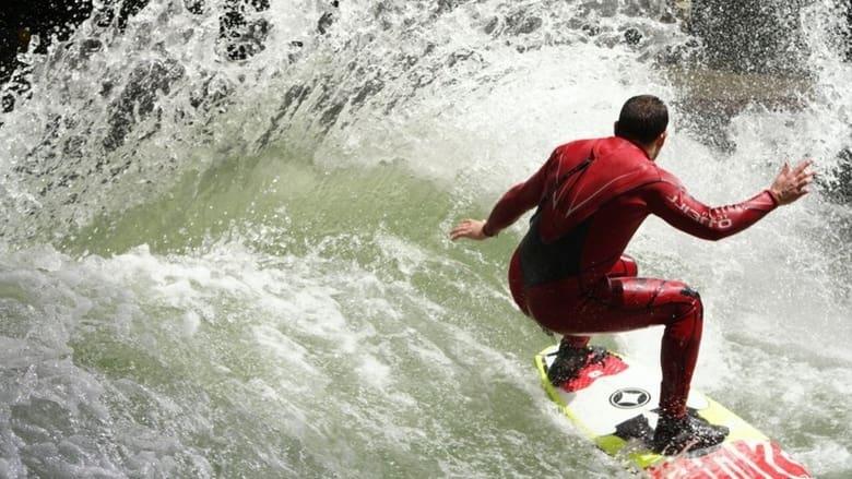 Filmszene aus Keep Surfing
