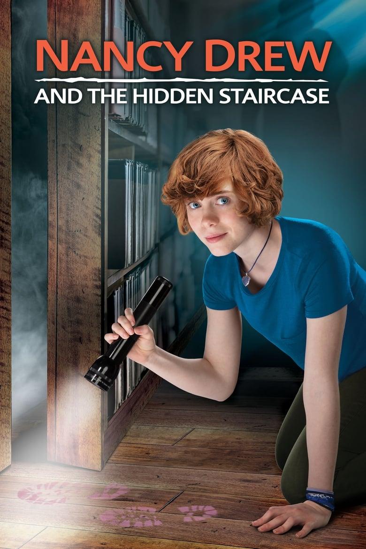 Εξώφυλλο του Nancy Drew and the Hidden Staircase