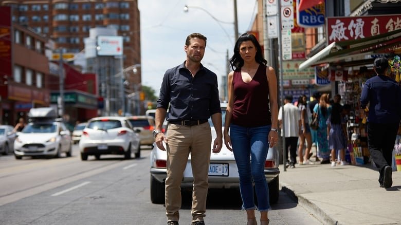 Private Eyes: 3×9