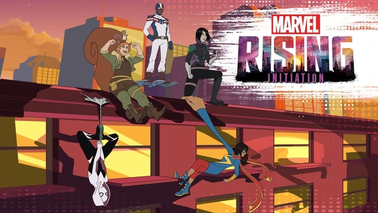 Marvel Rising: Initiation mystream
