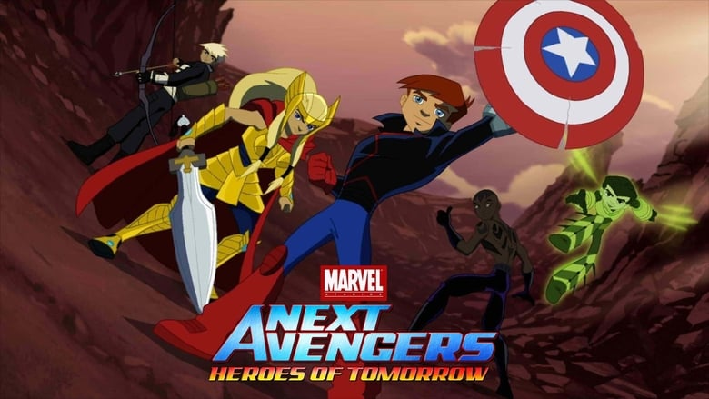Watch Next Avengers: Heroes of Tomorrow free
