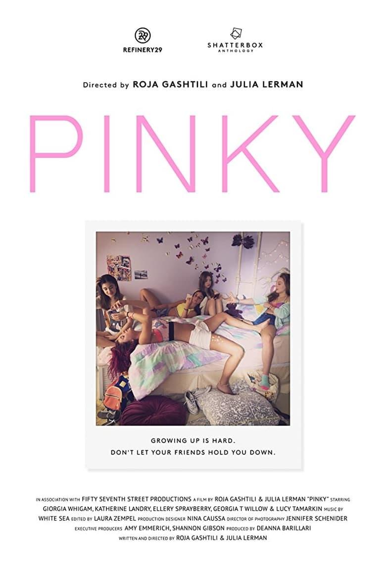 Εξώφυλλο του Pinky
