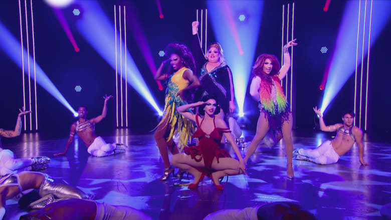 RuPaul: Carrera de drags: 10×12