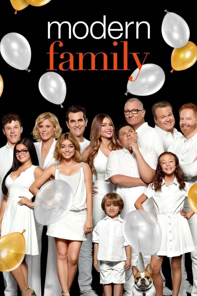 Modern Family (Temporada 9)  Torrent