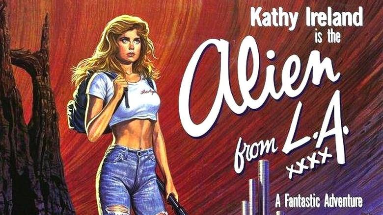 Film Alien from L.A. Online Feliratokkal