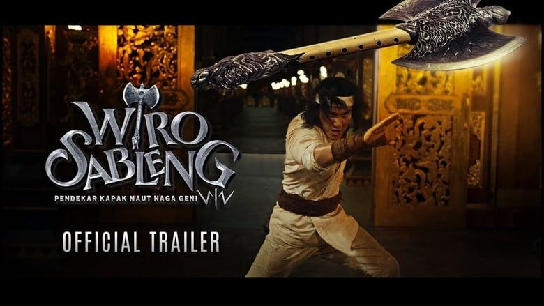 кадр из фильма Wiro Sableng: Pendekar Kapak Maut Naga Geni 212
