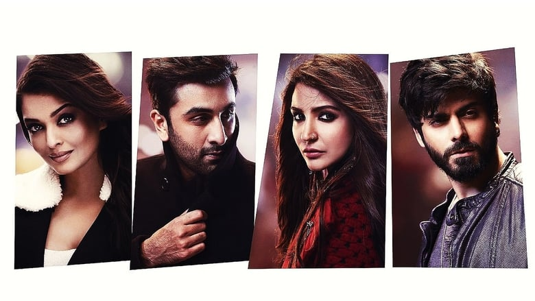 Ae Dil Hai Mushkil (2016) Hindi | x264 | x265 10bit HEVC Bluray | 1080p | 720p | 480p