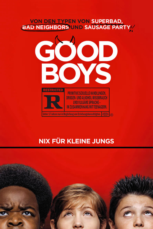 Good Boys - Komödie / 2019 / ab 12 Jahre