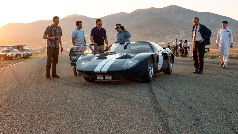 Ford v Ferrari (2019) Full Movie