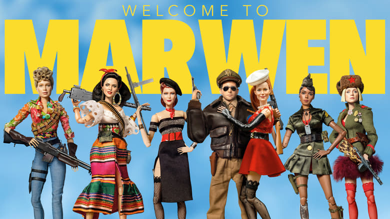 Welcome to Marwen 2018 online subtitrat HD