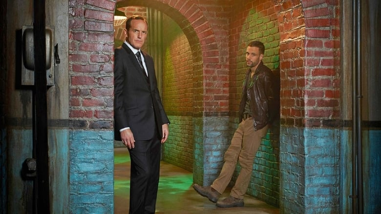Trailer Serie Marvel's Agentes de S.H.I.E.L.D. ver online