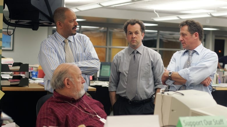 Blakė / The Wire (2008) 5 Sezonas