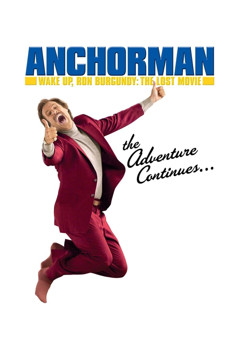Wake Up, Ron Burgundy: The Lost Movie (2004)