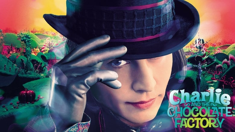 Charlie and the Chocolate Factory (2005) Dual Audio [Hindi + English] | x264 | x265 10bit HEVC Blury | 1080p | 720p