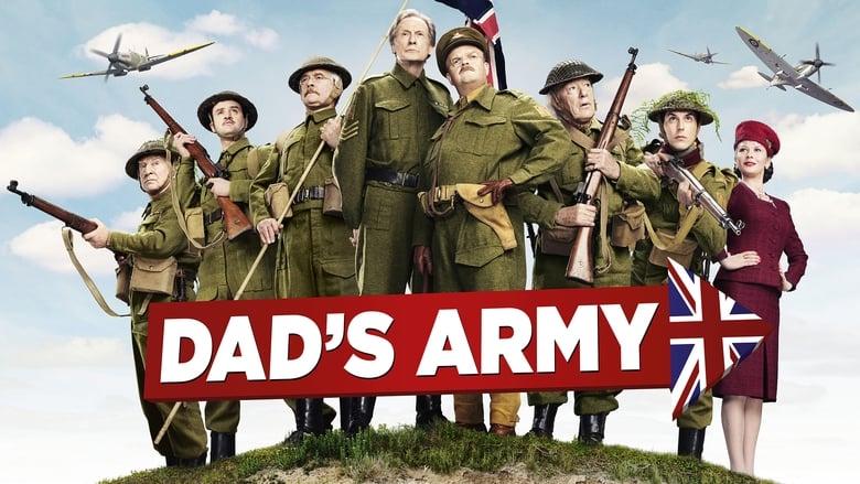 مشاهدة فيلم Dad's Army 2016 مترجم أون لاين بجودة عالية