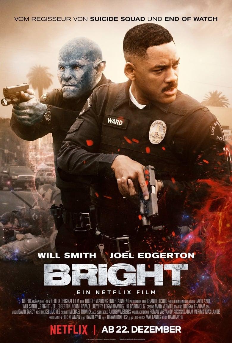 Bright - Fantasy / 2017 / ab 12 Jahre