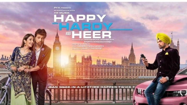 فيلم Happy Hardy And Heer 2020 مترجم اونلاين