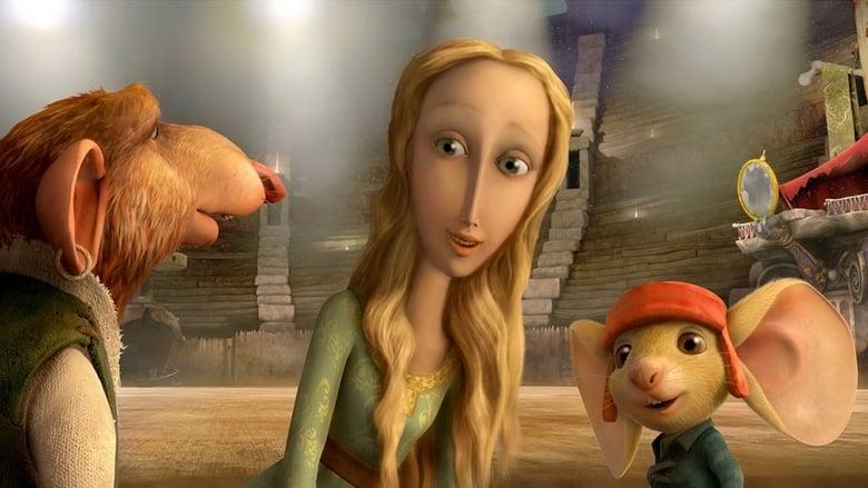 Despero nuotykiai / The Tale of Despereaux (2008)