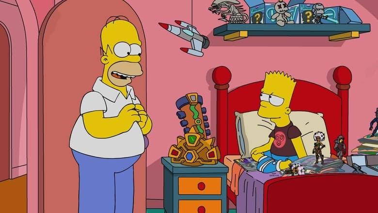 The Simpsons Season 31 Episode 14