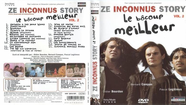 Watch Les Inconnus - Ze Inconnus Story - Le bôcoup meilleur Vol 2 free