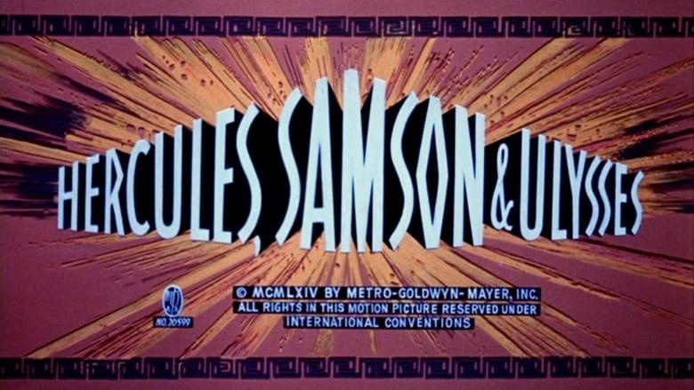 Regarder Film Hercules, Samson & Ulysses Gratuit en français