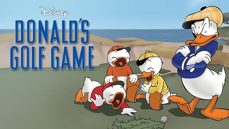 Mira La Película El Pato Donald: El partido de Golf de Donald Con Subtítulos En Español