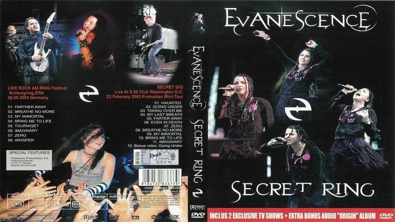 Watch Evanescence : Secret Ring free