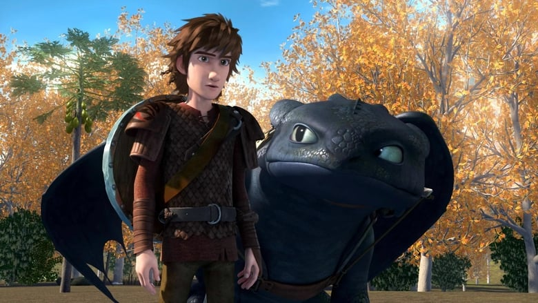 Slibinų dresuotojai / Dragons: Race to the Edge (2015) 3 Sezonas EN