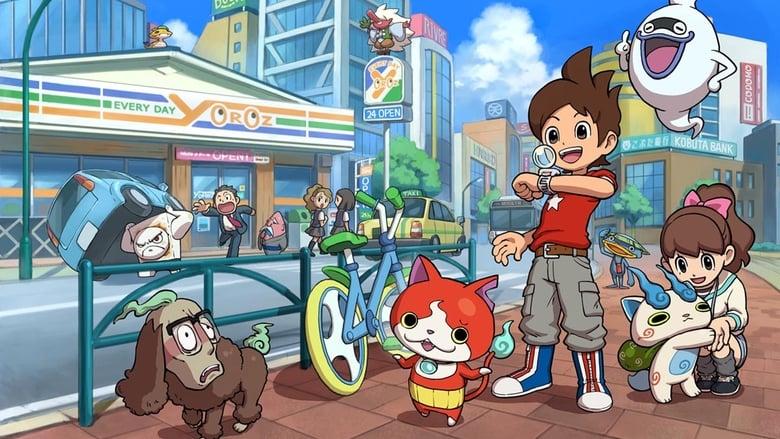 Yo-Kai Watch banner backdrop