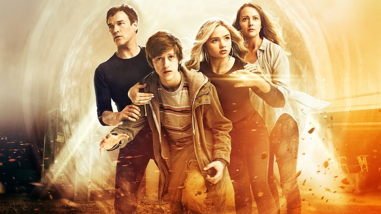 Ver Cartel Serie The Gifted online