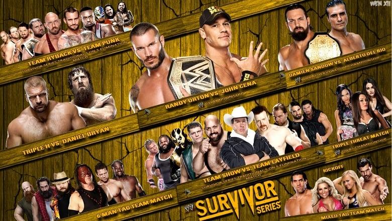 WWE+Survivor+Series+2013