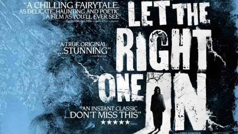 Watch Let the Right One In Putlocker Movies
