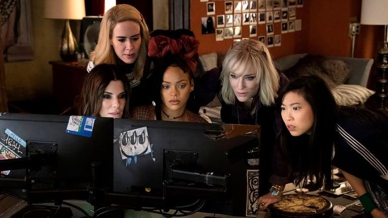 Oito Mulheres e um Segredo Legendado Online