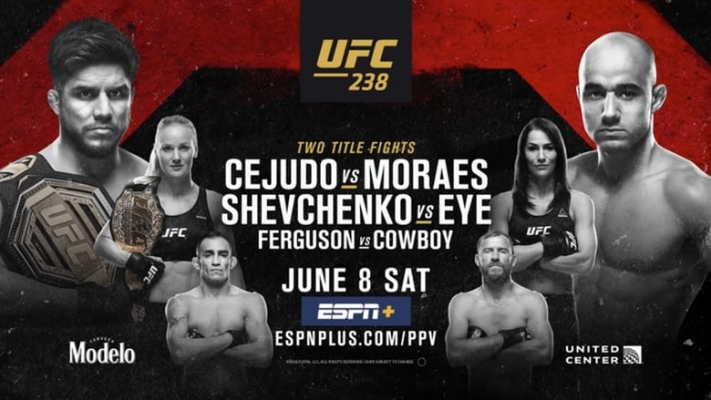 Watch UFC 238: Cejudo vs. Moraes Putlocker Movies