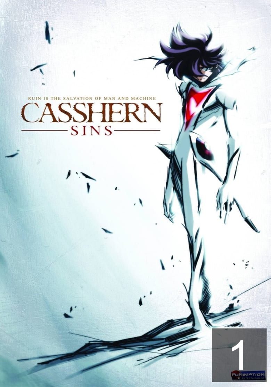 Casshern Sins: 1×24