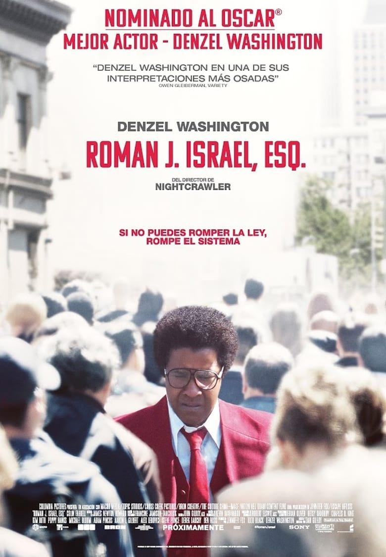 Roman J. Israel, Esq. 2017
